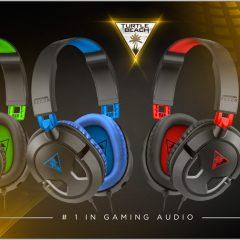 Turtle Beach Gaming Headsets auf der gamescom