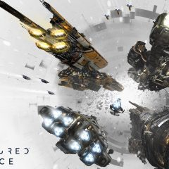 Space Ace Fractured Space: Entwicklerinterview mit James Brooksby