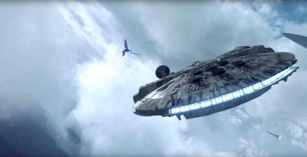 battlefront gamescom fighter squadron trailer