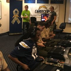 Turtle Beach Spends a Day With The San Diego Chargers and The United States Marines