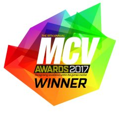 Turtle Beach Wins MCV Award 4th Straight Year