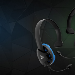 Announcing the Turtle Beach Recon Chat Headset