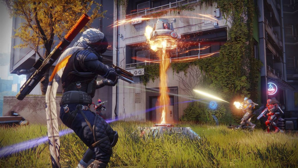 Crucible has been tweaked, favoring eSports-friendly callouts and HUD information.
