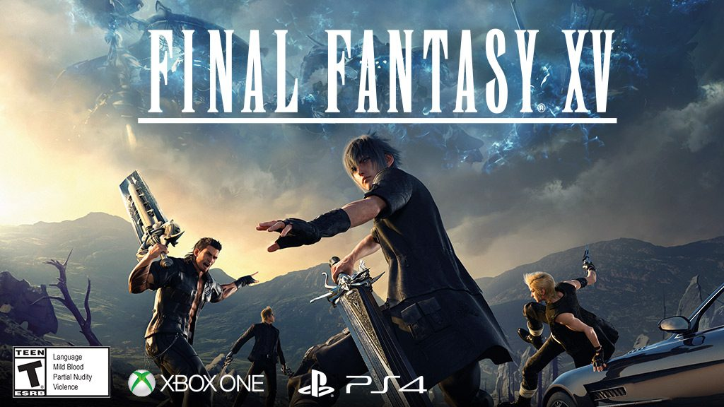 Final Fantasy XV Turtle Beach interview with Yoko Shimomura.