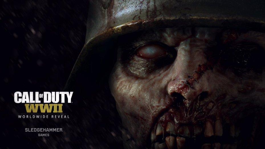 Call of Duty COD WW2 Zombies.