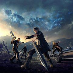 Final Fantasy XV Giveaway!