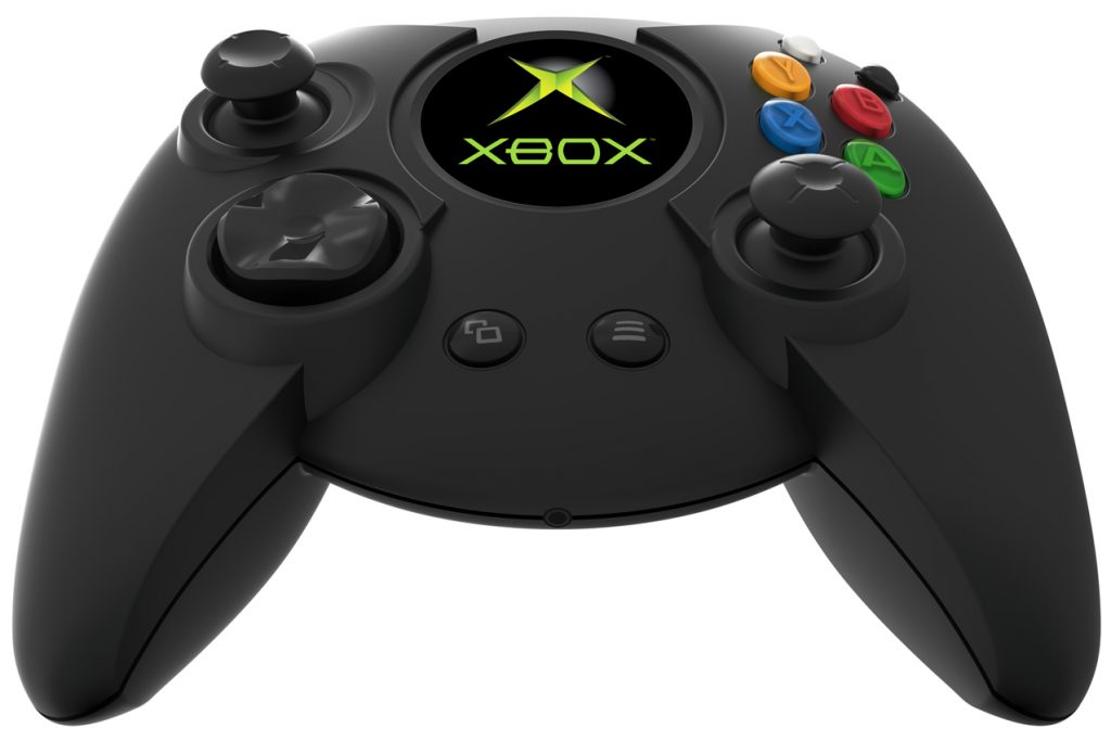 "The original Xbox controller, ""The Duke"", is coming back!"
