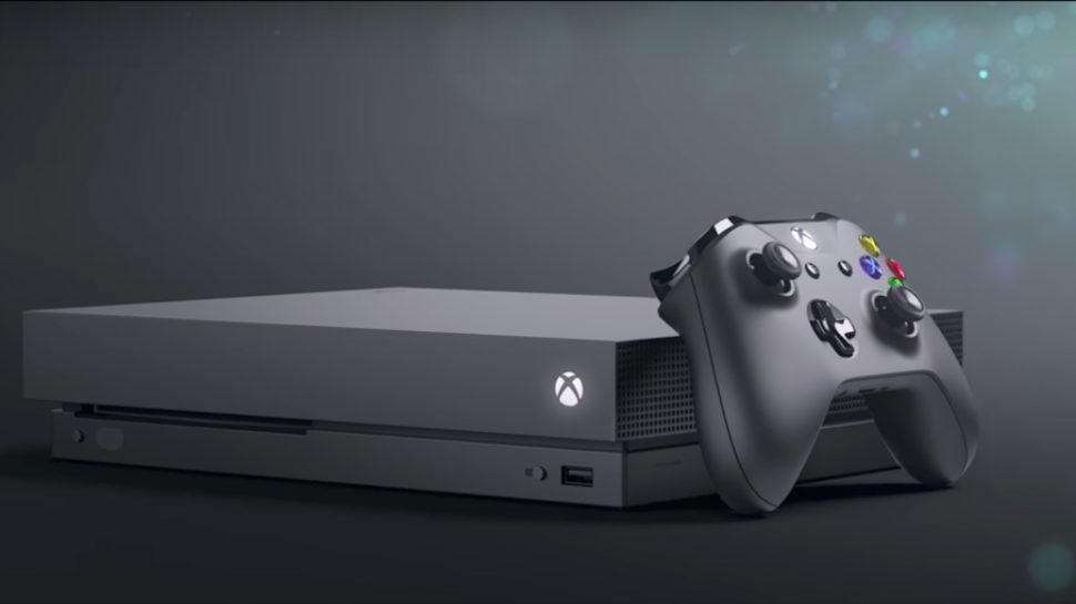 Announced at E3 2017, the Xbox One X is coming out in November.