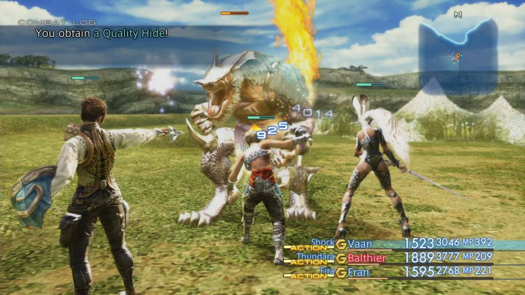 Final Fantasy XII: The Zodiac Age is getting a new Trial Mode.