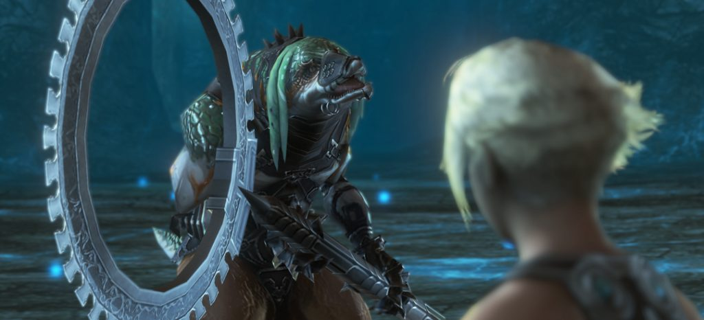 Final Fantasy XII: The Zodiac Age has all its visuals upgraded and remastered.
