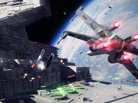 EA Shows Battlefront 2 Space Battles At Gamescom