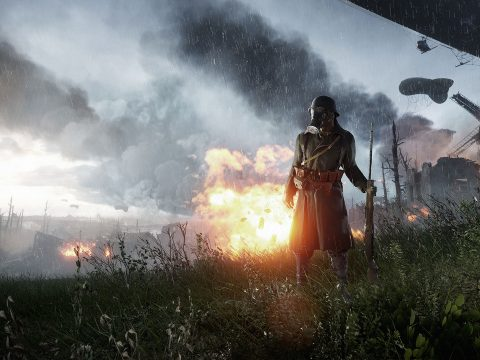 EA Gamescom Roundup: Battlefield 1 Incursions Leads The Way