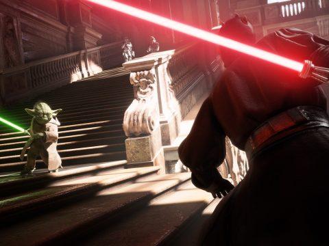 The Star Wars Battlefront 2 Beta Kicked Ass!