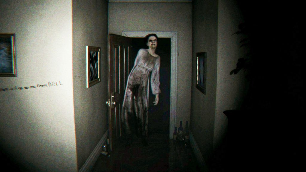 The P.T. demo was one of the scariest video games to date.