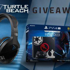 Turtle Beach Battlefront II Giveaway