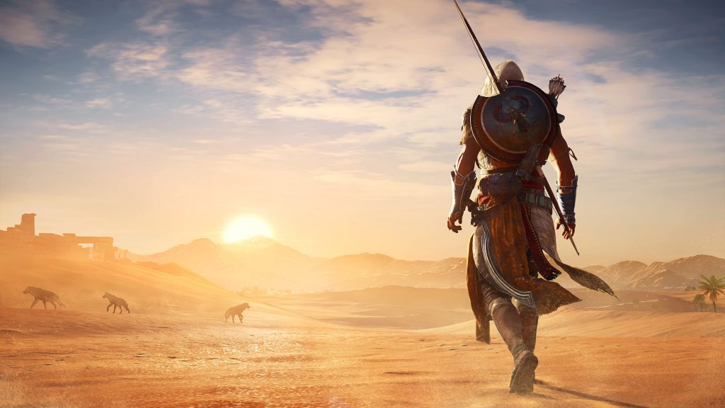 Things To Do In Assassins Creed Origins Turtle Beach Blog