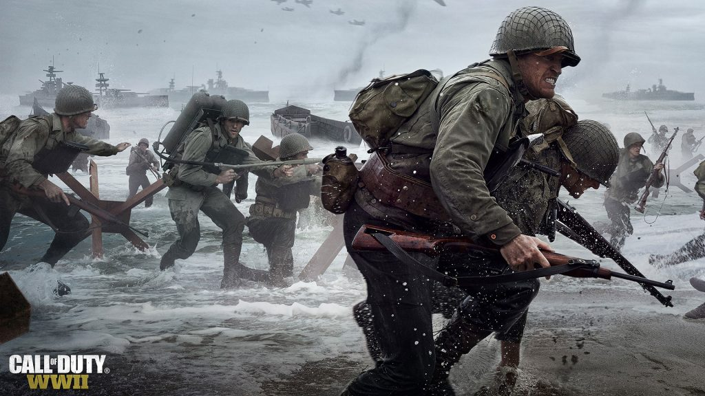 Call of Duty: World War II - D-Day
