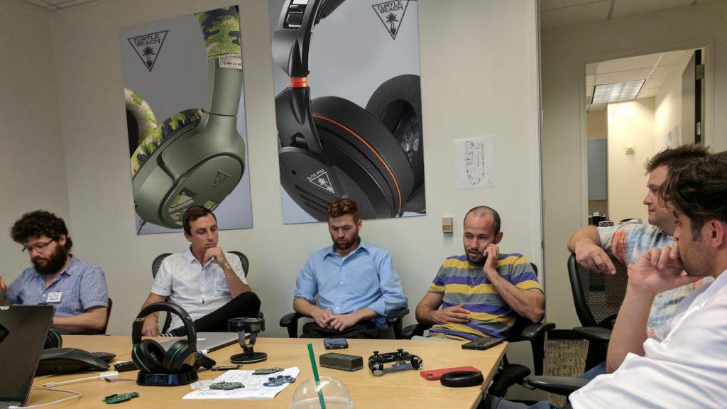 Gaming headset maker Turtle Beach's CTO Richard Kulavik