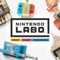 Nintendo Labo and Nintendo's History of Curveballs