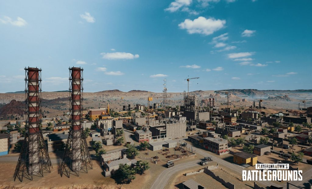 Miramar offers dozens of cities to fight in.