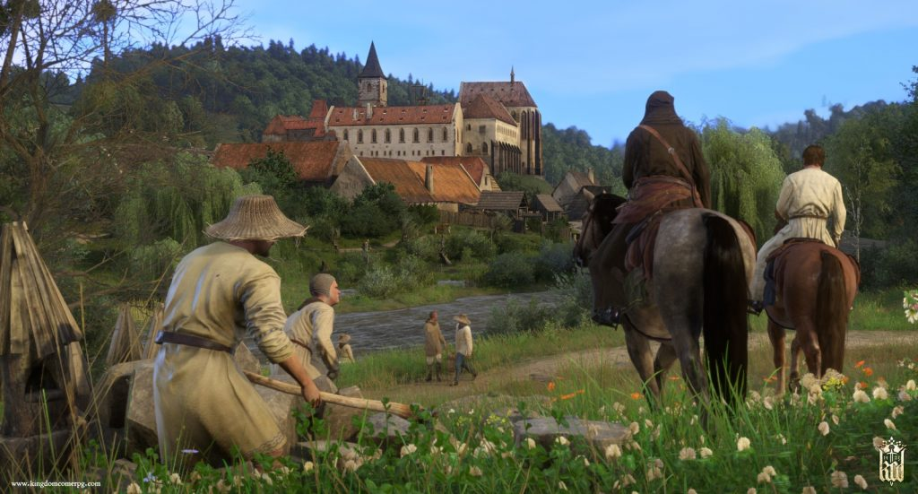 Gaming headset maker Turtle Beach takes a look at new game Kingdom Come: Deliverance.
