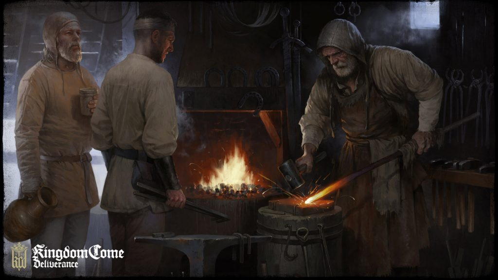 Gaming headset maker Turtle Beach provides tips on how to clean clothing and weapons in Kingdom Come: Deliverance.