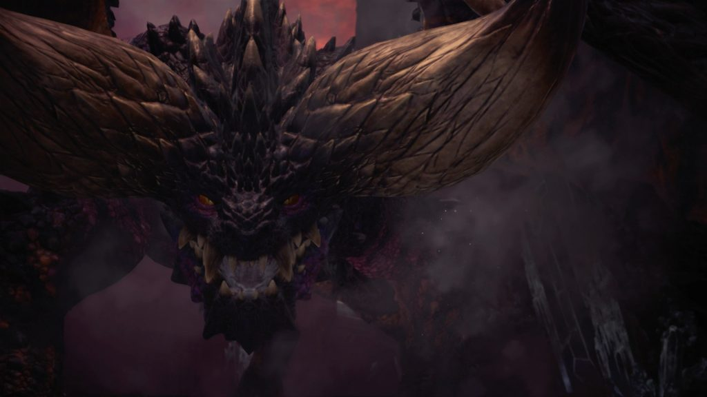 Fearsome monsters, like the dreaded Nergigante, await you in High Rank quests.
