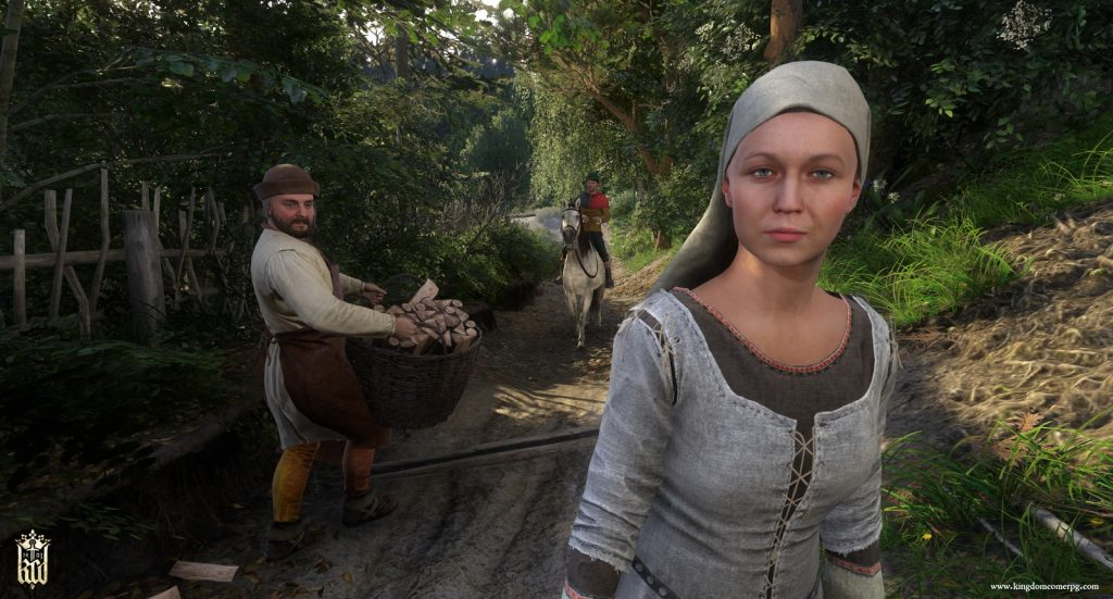 Headset maker Turtle Beach takes a look at new game Kingdom Come: Deliverance.
