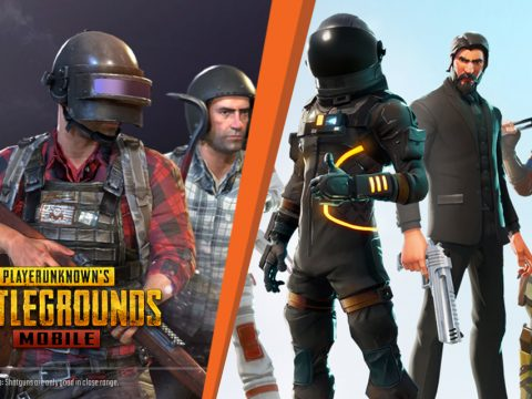 Fortnite and PUBG Mobile Battle (Royale) For Your Phone