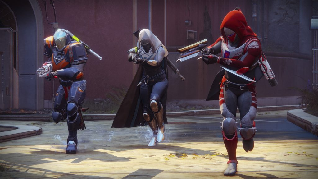 A battle royale mode in Destiny 2 could be amazing.