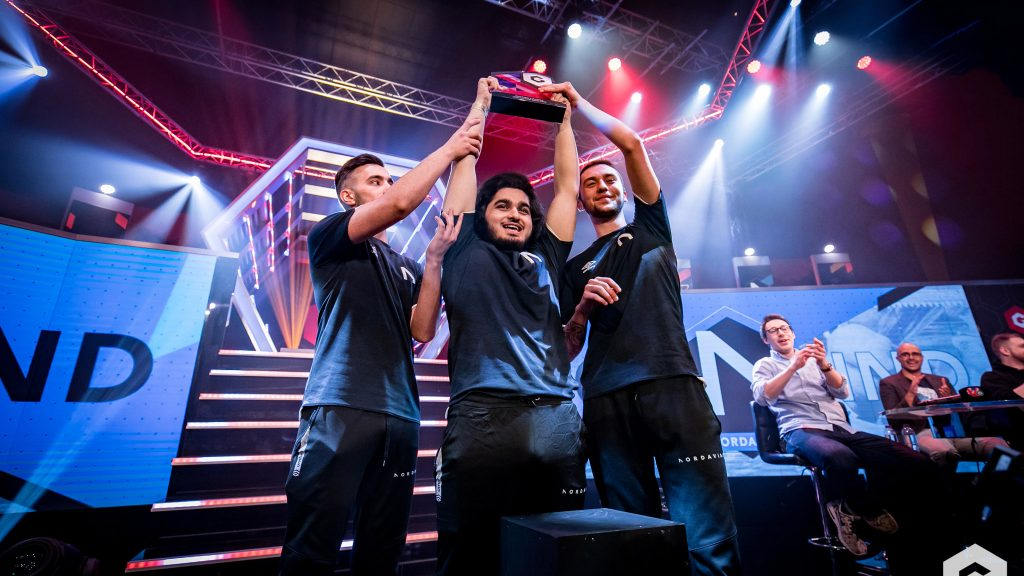 A Trio of Victories at Gfinity Elite Series 2018
