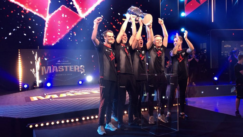 Astralis Reign Supreme at DreamHack Masters Marseille