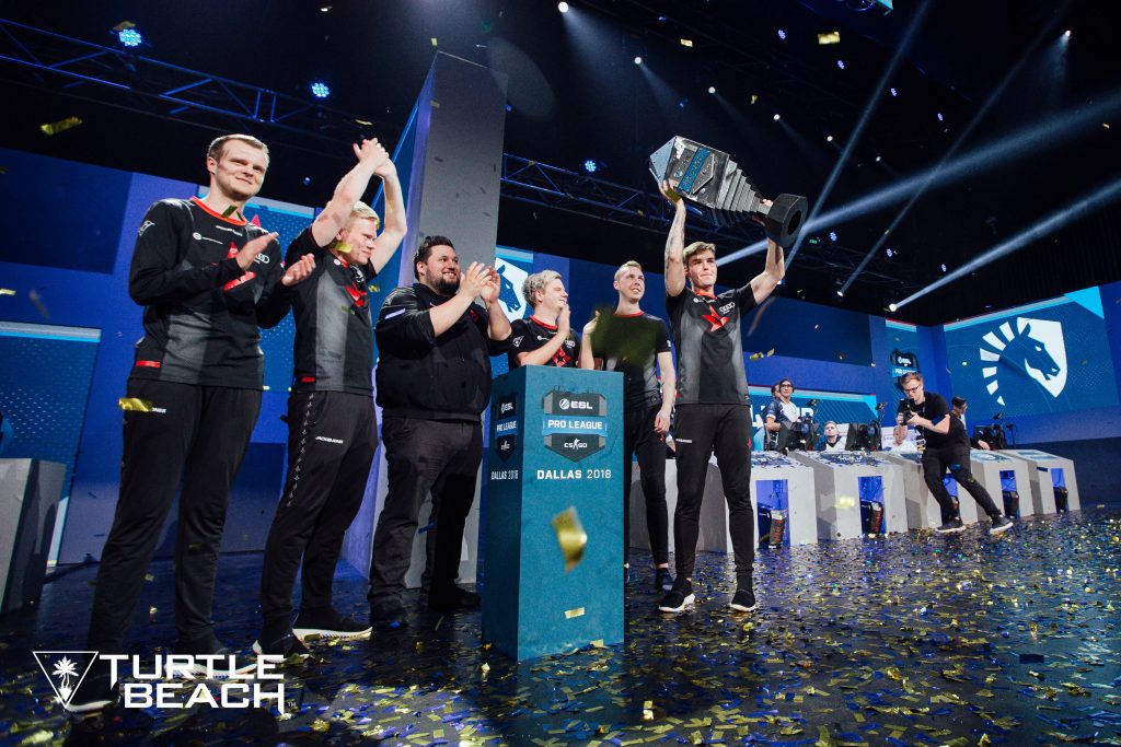 Astralis are ESL Dallas CS:GO Champions