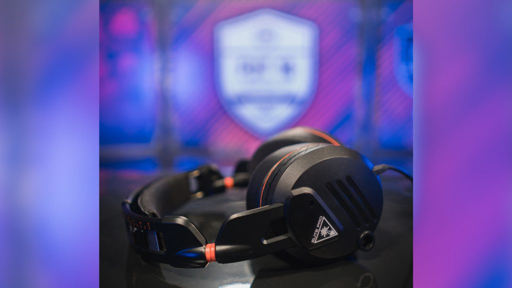 Turtle Beach official headset of EA SPORTS FIFA 18 Global Series