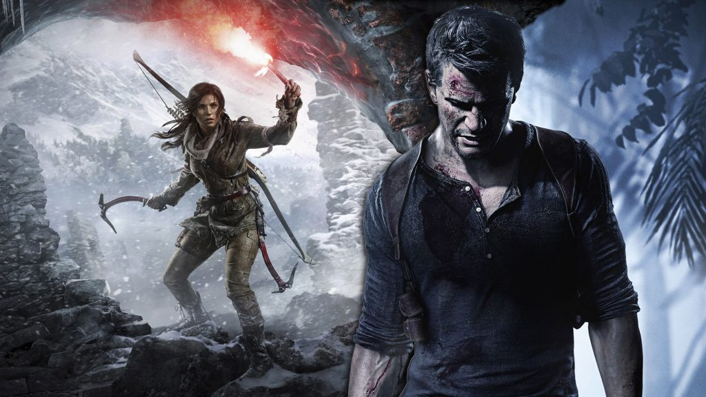 Tomb Raider and Uncharted Crossover