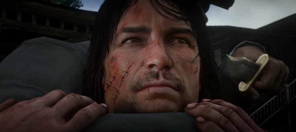 John Marston in Red Dead Redemption 2
