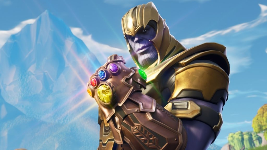 The Ultimate Crossover: Fortnite x Avengers: Infinity War