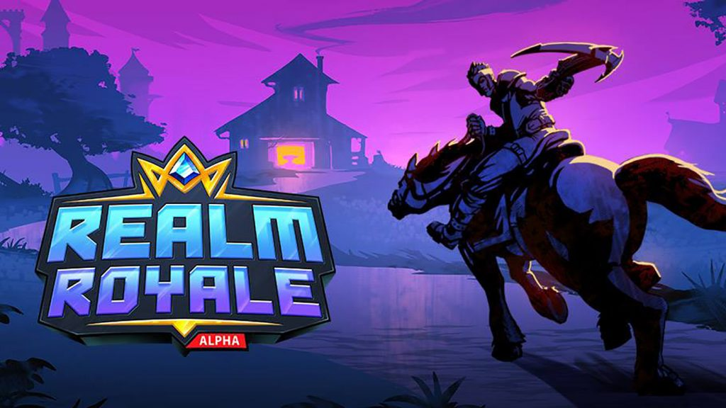 Realm Royale: Another Battle Royale Bandwagoneer or Actually Good?