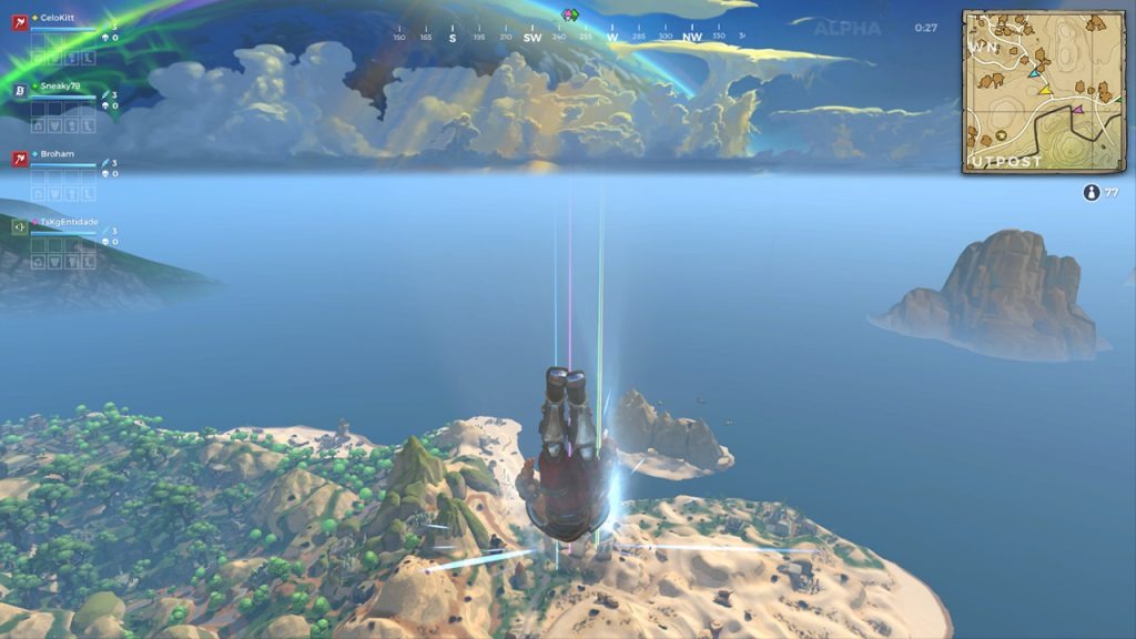 Realm Royale Battle Royale game heads to Steam.