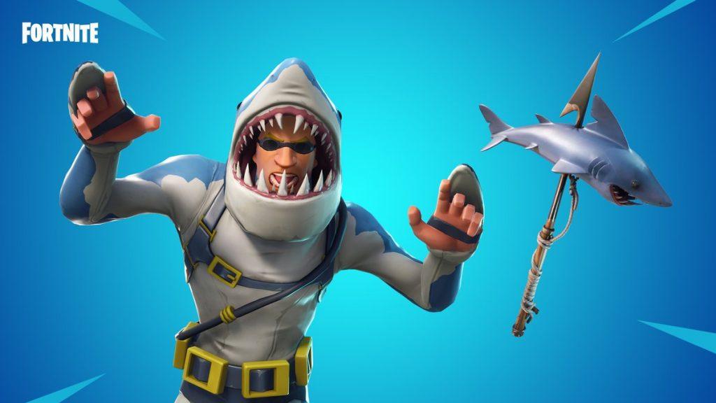 Fortnite Shark Week Skins and Items