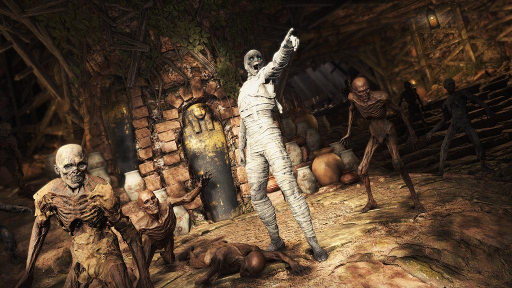 Strange Brigade gameplay