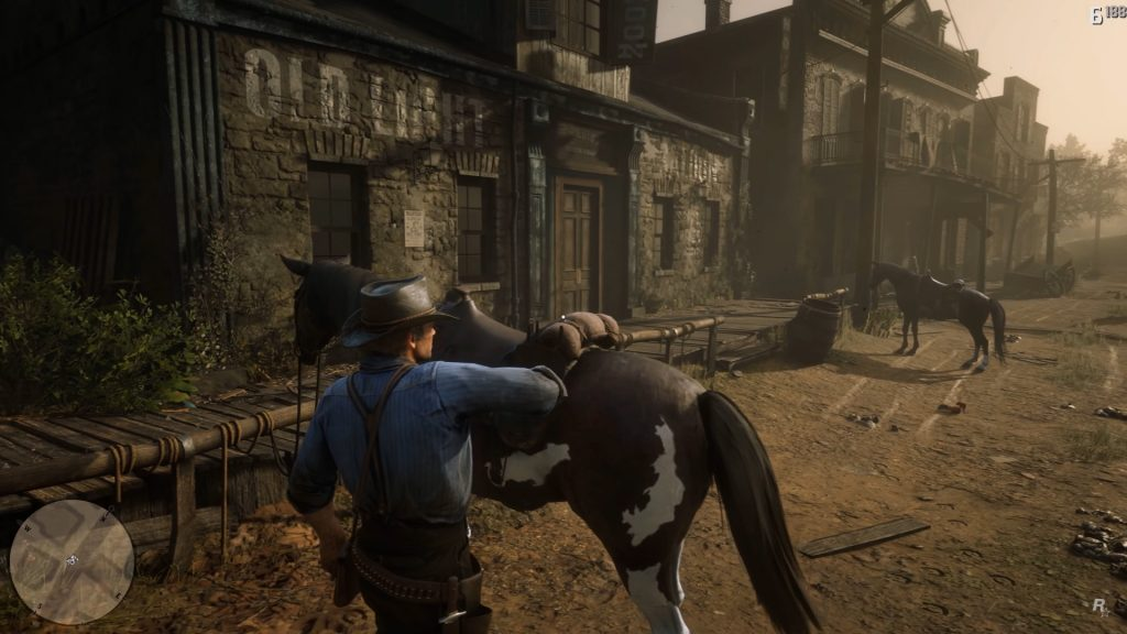 Things You Missed From The Red Dead Redemption 2 Gameplay Trailer Turtle Beach Blog