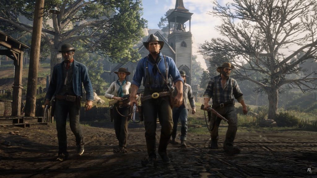 Things You Missed From The Red Dead Redemption 2 Gameplay Trailer