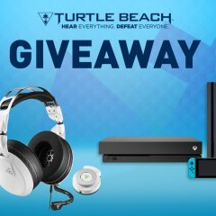 Turtle Beach PAX West Online GIVEAWAY