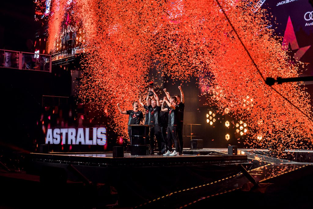 Astralis win FACEIT London Major