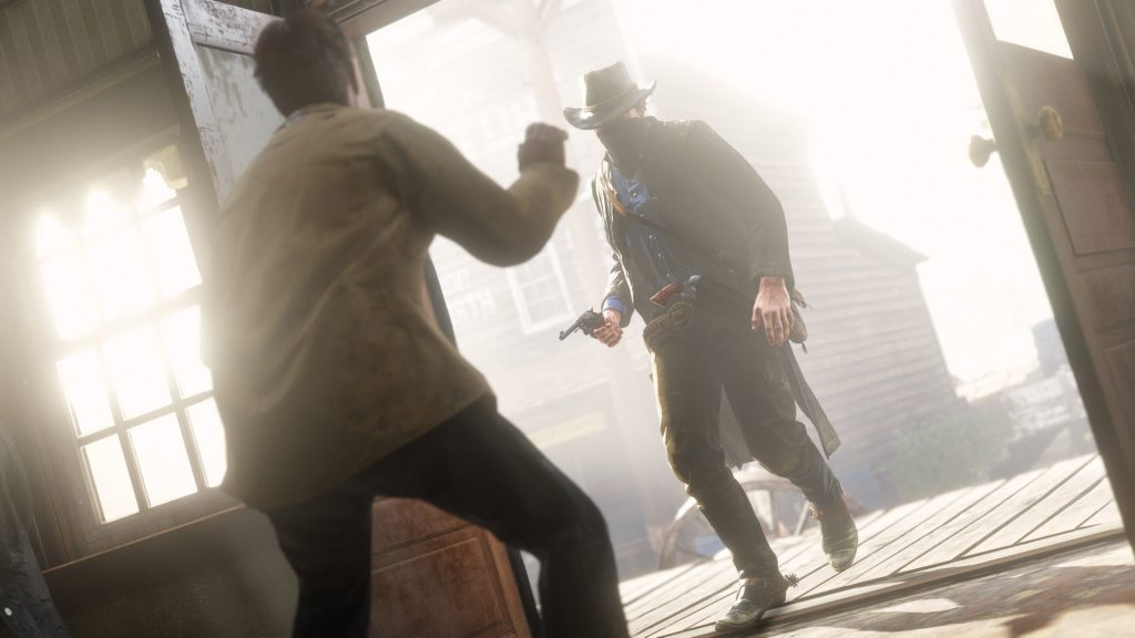 How Will Red Dead Redemption 2's Multiplayer Work?