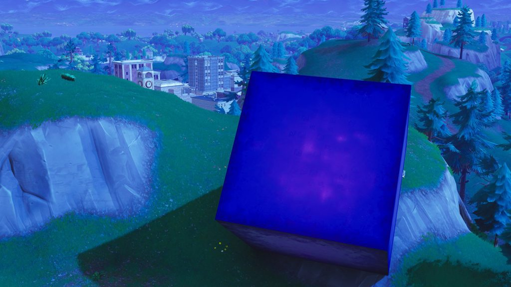What Is The Fortnite Cube?