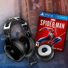 Turtle Beach X Spider-Man GIVEAWAY