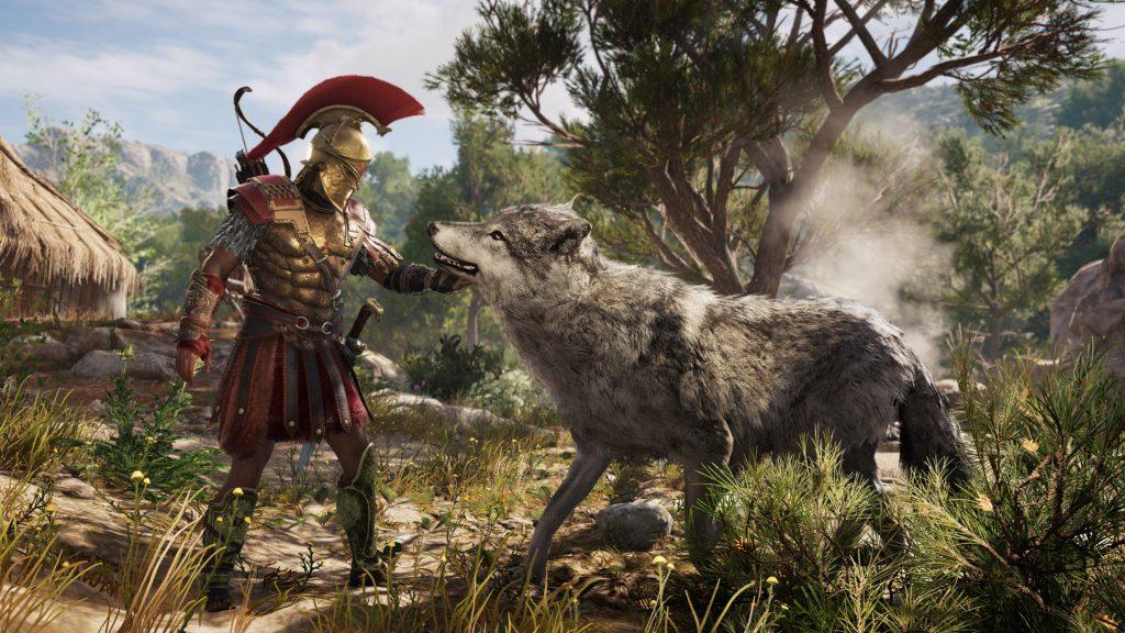 Odyssey wolf