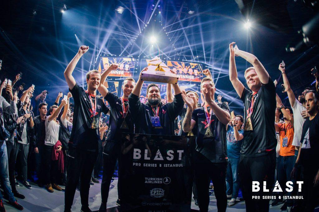 Astralis win BLAST Pro Series